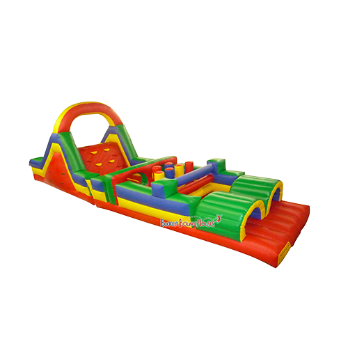 Inflating Obstacle Course